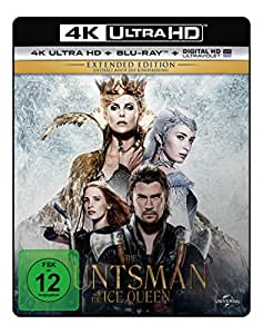 The Huntsman & The Ice Queen - Extended Edition  (4K Ultra HD) (+ Blu-ray)