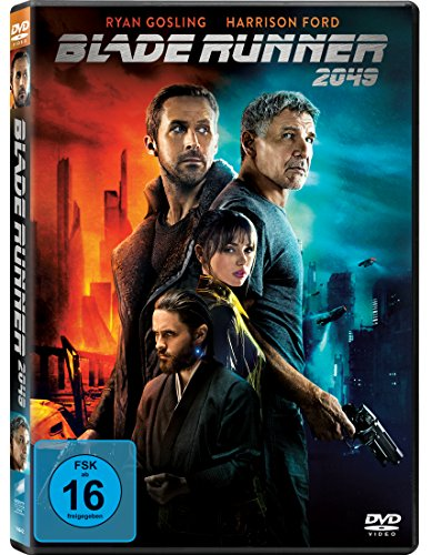 Blade Runner 2049 (Planet Der Affen Dvds)