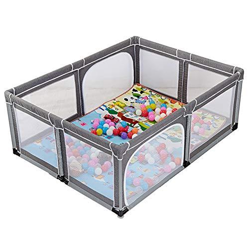 Matratze Extra Große Sicherheit Spiel Für Kleinkinder Anti-Roll-Over Anti-Kollision Sicherheit Kinder Spiel Spiel Zaun (größe : 150×190cm) ()