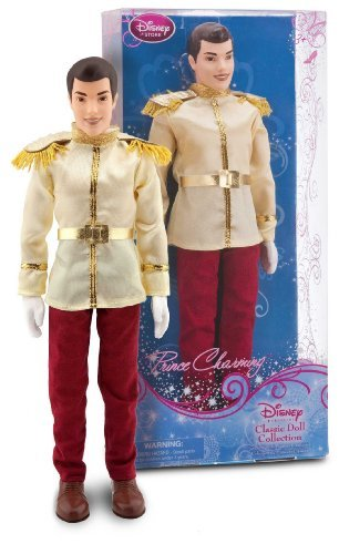 Prince Charming ~12 Doll - Disney Princess Classic Doll Collection by Cinderella