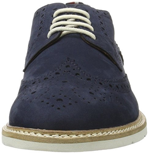 Tommy Hilfiger Herren M2285etro 2n Oxford Blau (Midnight 403)