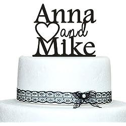 Nombres personalizados para tarta