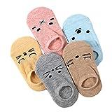 JT-Amigo 5er Pack Baby Jungen Mädchen ABS Antirutsch Socken, Gr. 19-22