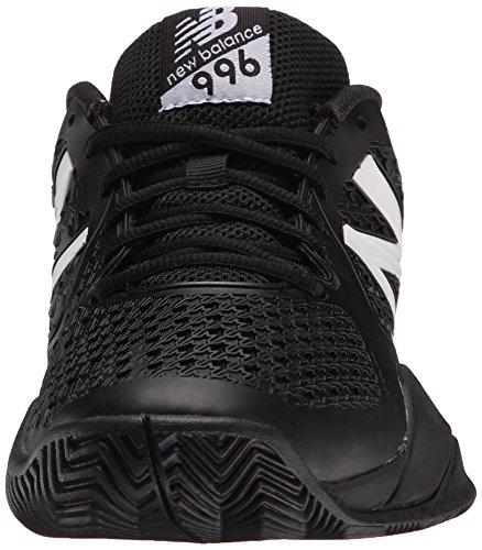New Balance Men's 996v2 Tennis Shoe Black