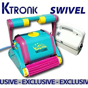 Robot piscina dolphin diagnostic 2001 swivel jardin - Robot piscina amazon ...