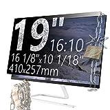 Xianan 19 Zoll 16:10 Breitbild Displayfilter Bildschirmfilter 16