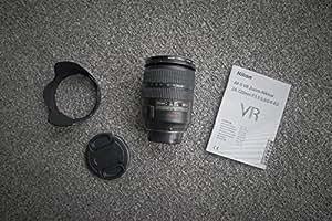 Nikon AF-S VR Zoom-Nikkor 24-120mm F/3.5-5.6G IF-ED Lens
