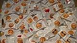 1000 Smiley Emoji Traubenzucker Frucht Bonbon ! Wurfmaterial Karneval Fasching