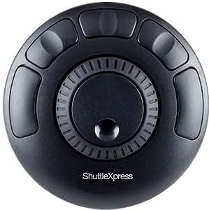 Contour ShuttleXpress USB Mac/PC schwarz (Import Royaume Uni)