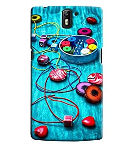 Expert Deal 3D Printed Hard Designer OnePlus One Mobile Back Cover Case Cover