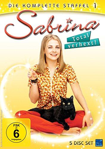 Sabrina - Die komplette Staffel 1/Episoden 1-24 [5 DVDs]