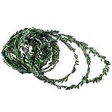 Künstliche Efeu-Girlande von LJY, 30 Meter, mit grünen Blättern, für Hochzeits-Parties und...