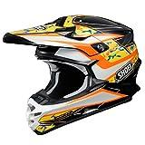 Shoei VFX-W Casco Moto Motocross Integrale TC8 M (57-58cm)