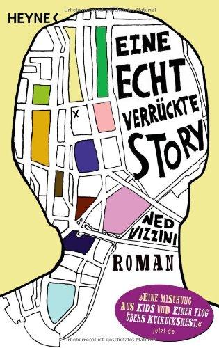 Cover »Eine echt verrückte Story«