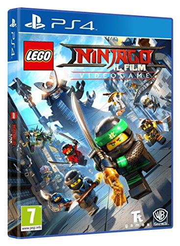 Lego Ninjago Il Film Videogame - PlayStation 4