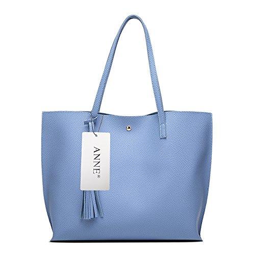 Anne - Sacchetto donna Blue