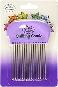Quilling peigne-