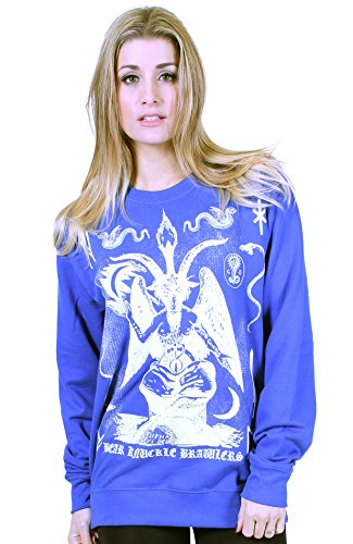 BKB -  Felpa  - Donna Royal Blue Large