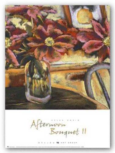 Helen Zarin - Afternoon Bouquet II Stampa Artistica (48,26 x 48,26 cm)
