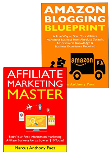 AFFILIATE MARKETING BOOKS (Business Bundle): Start an Affiliate Marketing Website via Clickbank Marketing & Amazon Associate Program (English Edition)