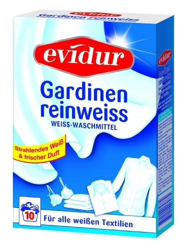 Evidur Gardinen Weiß 600g
