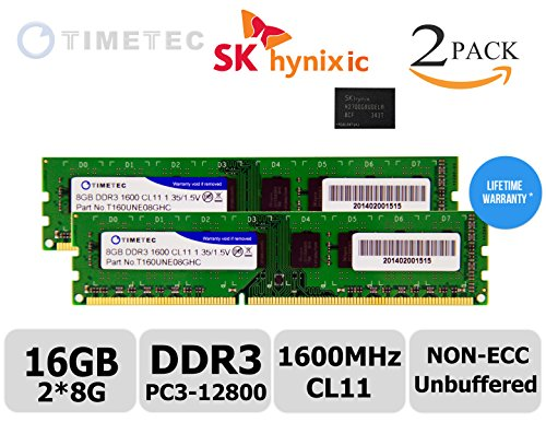 timetec-hynix-ic-8gb-ddr3-1600mhz-pc3-12800-non-ecc-unbuffered-135v-15v-cl11-2rx8-dual-rank-240-pin-