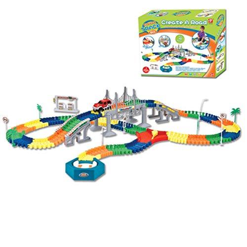 192-pezzi-flessibile-pista-di-auto-elettriche-racing-game-con-ponte-e-accessori-per-bambini