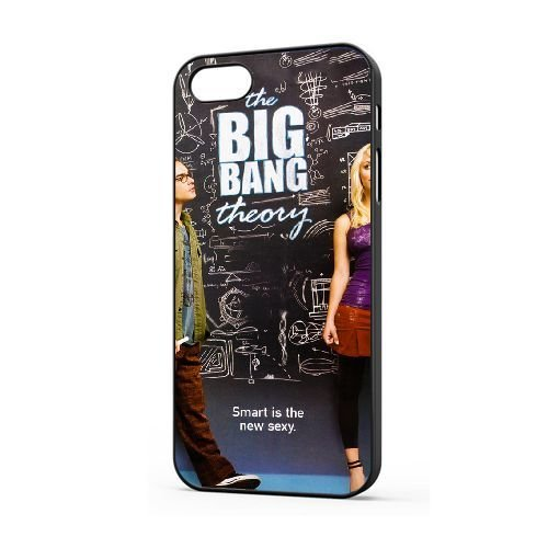 Personalizzati iPhone 6/6s (4.7 Version) Cover [LDAFGLH612020][VALENTINO ROSSI TEMA] Cover per iPhone 6/6s (4.7 Version) [COLOR/NERO] THE BIG BANG THEORY SEASON - 023