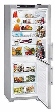 Liebherr CNPESF 3513-20 Réfrigérateur 231 L A++ Argent