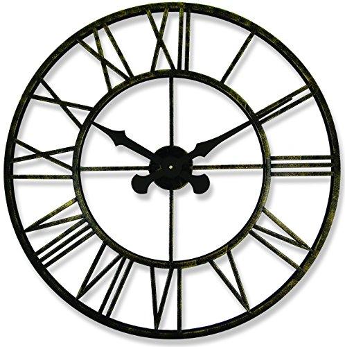 Roger Lascelles Uhr, Gold/Braun