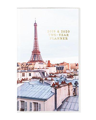 PARISIAN LIFE 2019 POCKET PLANNER por GRAPHIQUE