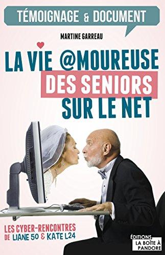 La vie amoureuse des seniors sur le net: Les cyber-rencontres de Liane 50 et Kate L24 (TEMOIGNAGE DOC)