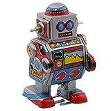Superfreak Roboter - Kleiner Roboter - Blechroboter - Retro Blechspielzeug