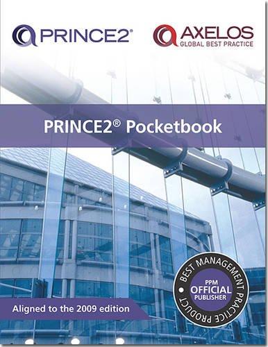 Prince2 Pocketbook 2009.