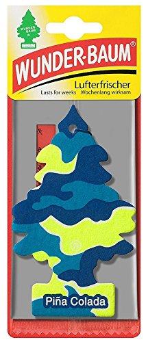 Preisvergleich Produktbild Wunderbaum Lufterfrischer Pina Colada