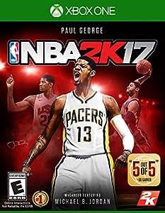 Take-Two Interactive NBA 2K17 Xbox One