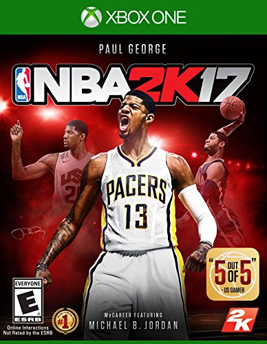 2K Games NBA 2K17 - Early Tip Off Edition - Xbox One