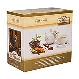 SIR WILLIAM'S ROYAL TASTE LADY WHITE 50 Stk. Beuteltee. Teebeutel mit einzigartiger Aufhängung für Teekanne oder Teetasse