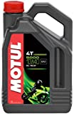 Motul 5000 4T 10W40 Motorcycle Oil 4 Liter