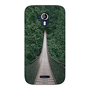 Neo World Forest Path Back Case Cover for Micromax Canvas Magnus A117