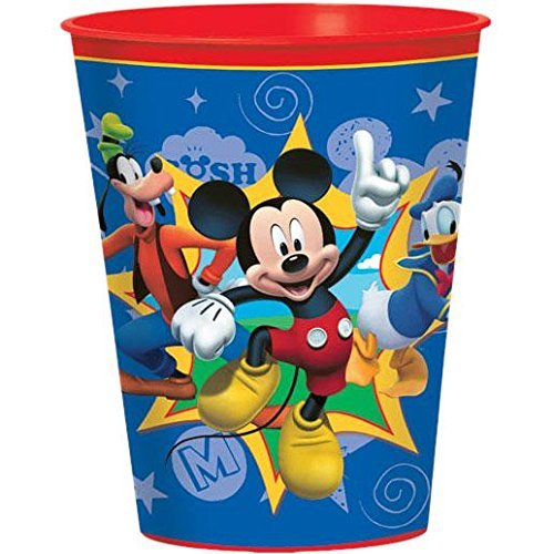 Amscan Mickey Mouse Favor Cup (je) - Party Supplies
