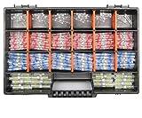 Lötverbinder 265 Teile Sortiment Set für Industrie Elektrik KFZ LKW AUTO Box 24