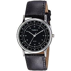 Timex Analog Black Dial Men's Watch-TW00Z1193