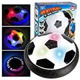 Autone LED Hover Ball, 2in1Floating hockey calcio per interni ed esterni, ragazzi e ragazze