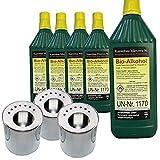 ethanolbrenner - Vergleich von