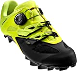 Mavic Crossmax Elite MTB Fahrrad Schuhe gelb/schwarz 2019: Größe: 45