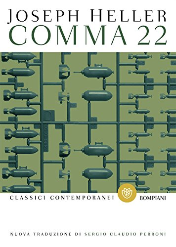 Comma 22 (Classici contemporanei Bompiani) por Joseph Heller