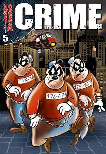 Buchseite und Rezensionen zu 'Lustiges Taschenbuch Crime 05' von Disney