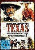 DVD Cover 'Texas - General Houston's Kampf für die Unabhängigkeit