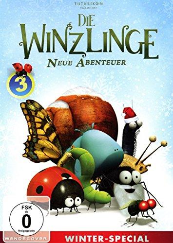 Die Winzlinge - Neue Abenteuer Volume 3